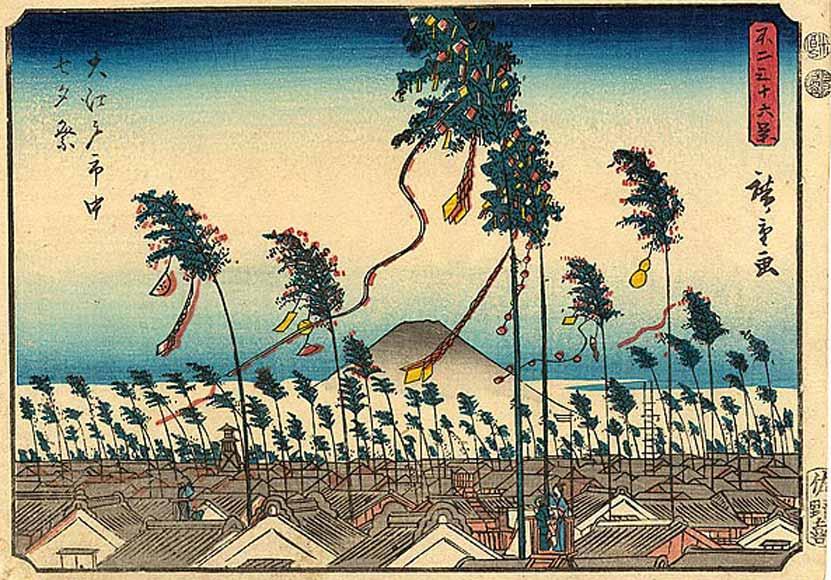 tanabata hiroshige