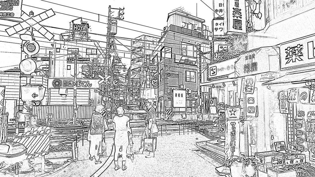 Tokyo manga dozodomo_36
