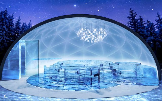 hotel glace hokkaido japon_5