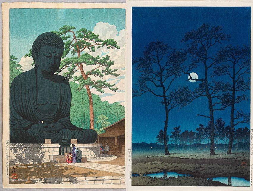 hasui kawase estampes japonaises 20e siecle_10