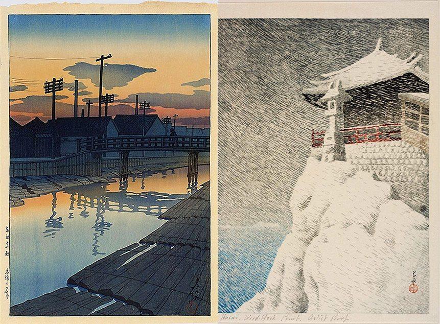 hasui kawase estampes japonaises 20e siecle_15