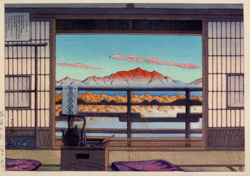 hasui kawase estampes japonaises 20e siecle_26