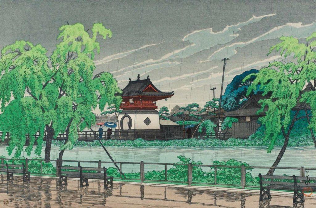 hasui kawase estampes japonaises 20e siecle_6