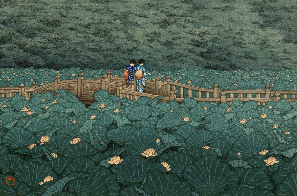 hasui kawase estampes japonaises 20e siecle_8