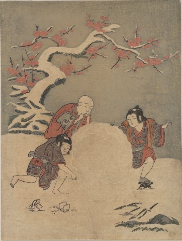 estampe edo hiver neige japon_7