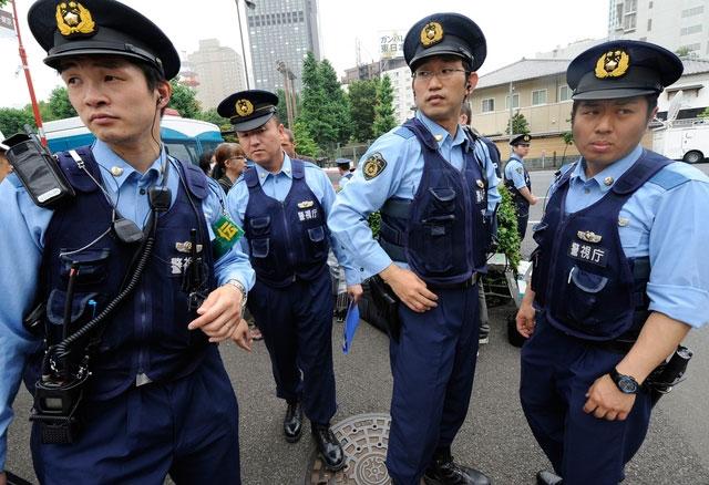 """Résultat de recherche d'images pour """"la police japonaise"""""""