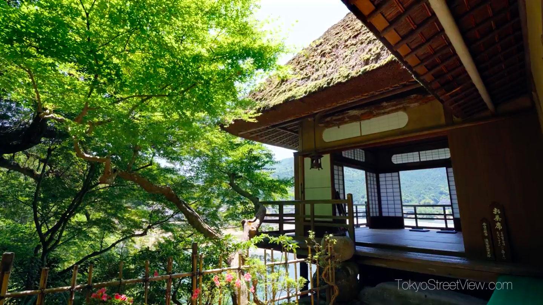 Maison Japonaise Traditionnelle Construire garyū sansō, une des plus belles maisons du japon   dozodomo
