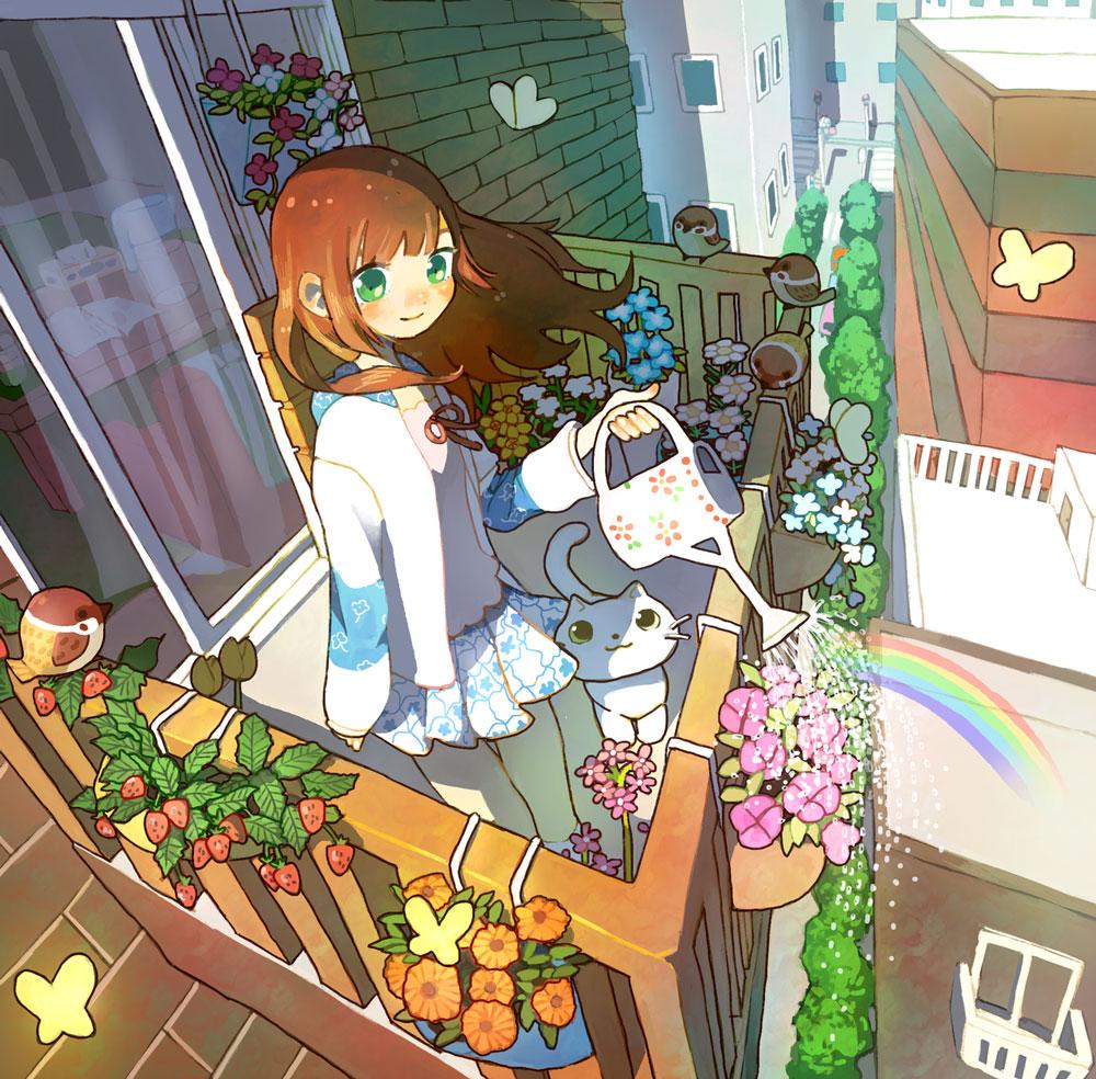 Les Dessins Kawaii De Cette Illustratrice Japonaise Vous Mettront De