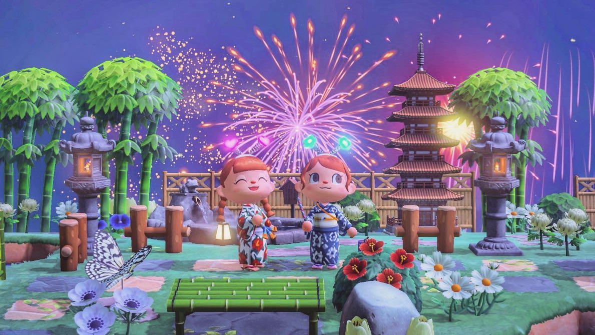 Une Marque De Kimono Vous Propose Ses Plus Belles Creations Pour Animal Crossing Avec Un Concours En Prime Dozodomo
